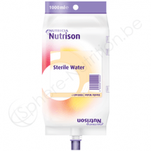 Nutrison Steriel Water 1000 ml