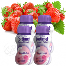 Fortimel Compact Protein Fraise