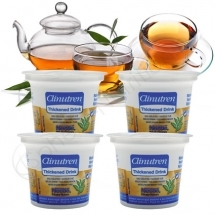 Clinutren Thickened Drink Thé