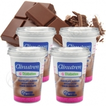 Clinutren G Diabetes Chocolade