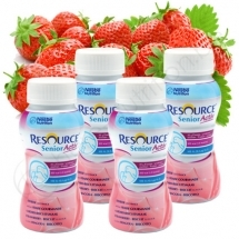 Resource Senior Active Fraise gourmande