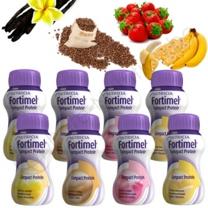 Fortimel Compact Protein Multipack