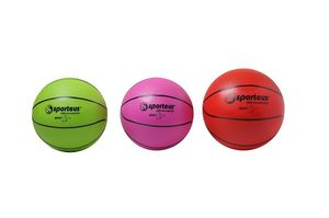 Ballon de basket-ball PVC T5
