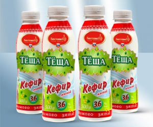 "Kefir ""Tiotcha"" 3.6%, 500 ml"