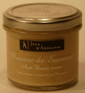 Mousse de Saumon
