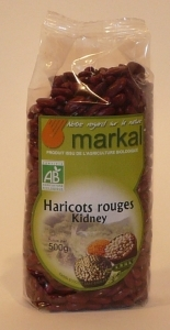 "HARICOTS ROUGES ""KIDNEY"""