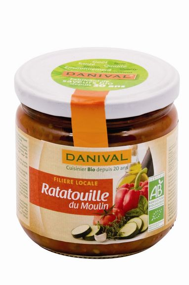 Ratatouille du Moulin