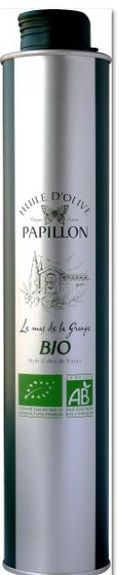 "HUILE OLIVE ""PAPILLON"""