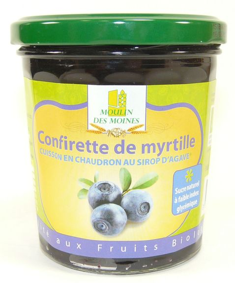 CONFIRETTE de MYRTILLE