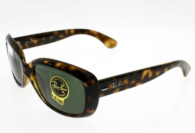 Ecaille Jackie Soleil De Ban Ohh Lunettes Ray 7gybfY6