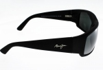 MAUI JIM WORLD CUP BLACK RUBBER