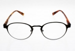 Lunettes de Lecture LOUPES METAL LONDON ECAILLE