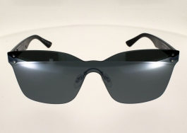 Lunettes de Soleil VON ZIPPER ALT HOWL BLACK GLOSS Edition limitée Collection : so Trendy