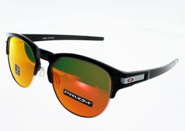 Lunettes de Soleil OAKLEY  LATCH KEY XL  BLACK RUBY PRIZM