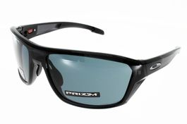 Lunettes de Soleil OAKLEY SPLIT SHOT POLISHED  BLACK PRIZM GREY