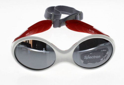 JULBO LOOPING 2 BLANC/ROUGE