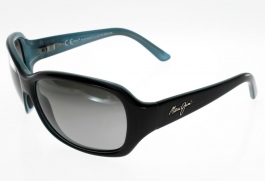 MAUI JIM PEARL CITY NOIR/BLEU