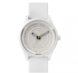 Montre Q&Q by CITIZEN Ref 001 Blanche