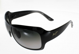 MAUI JIM SEVEN POOLS BLACK GS418/02J
