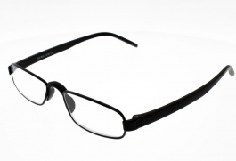 "Lunettes de Lecture LOUPES Notary Noir """"the new classic"