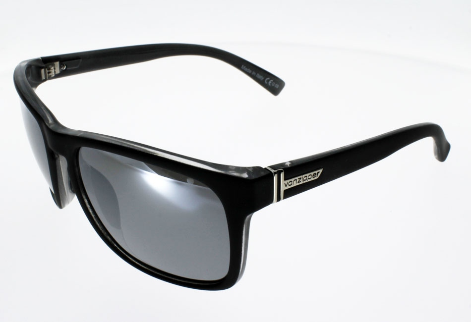 VON ZIPPER LOMAX  BLACK SATIN CHROME Special Edition