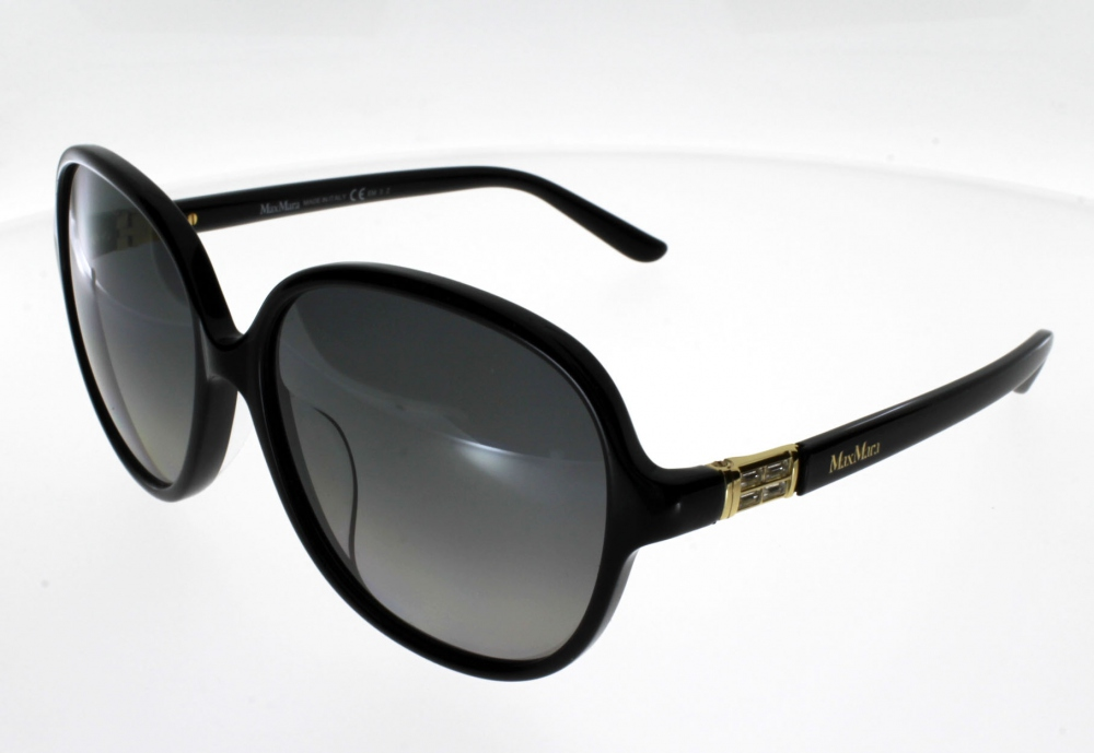 MAX MARA DIAMOND BLACK POLARISE