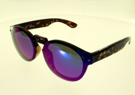 Lunettes de Soleil MR BOHO Jordaan Screen Greenish Purple