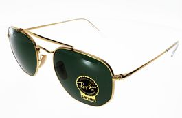 Lunettes de Soleil RAY BAN MARSHAL OR/G15