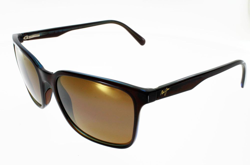 MAUI JIM WILD COAST MARRON, branches flex