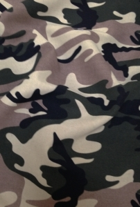 Toile camouflage