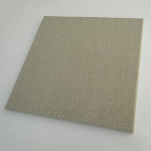 Frame colorless Linen 500 g/m2 - Pack of 10