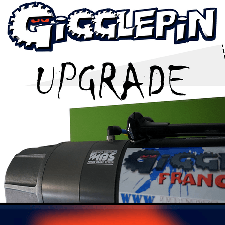 Les upgrades Gigglepin
