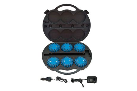 Kit Feux flashs LED rechargeables