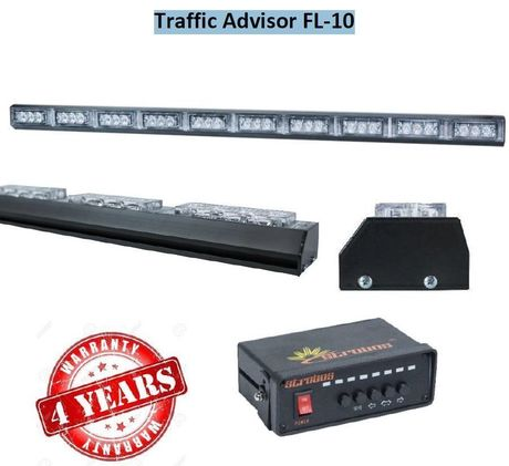 Rampe à défilement Traffic Advisor FL-10