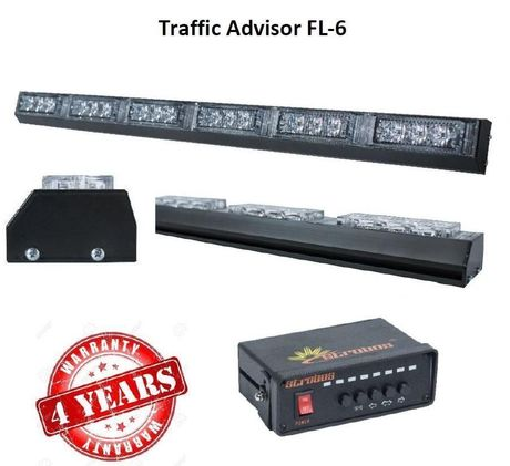 Rampe à défilement Traffic Advisor FL-6