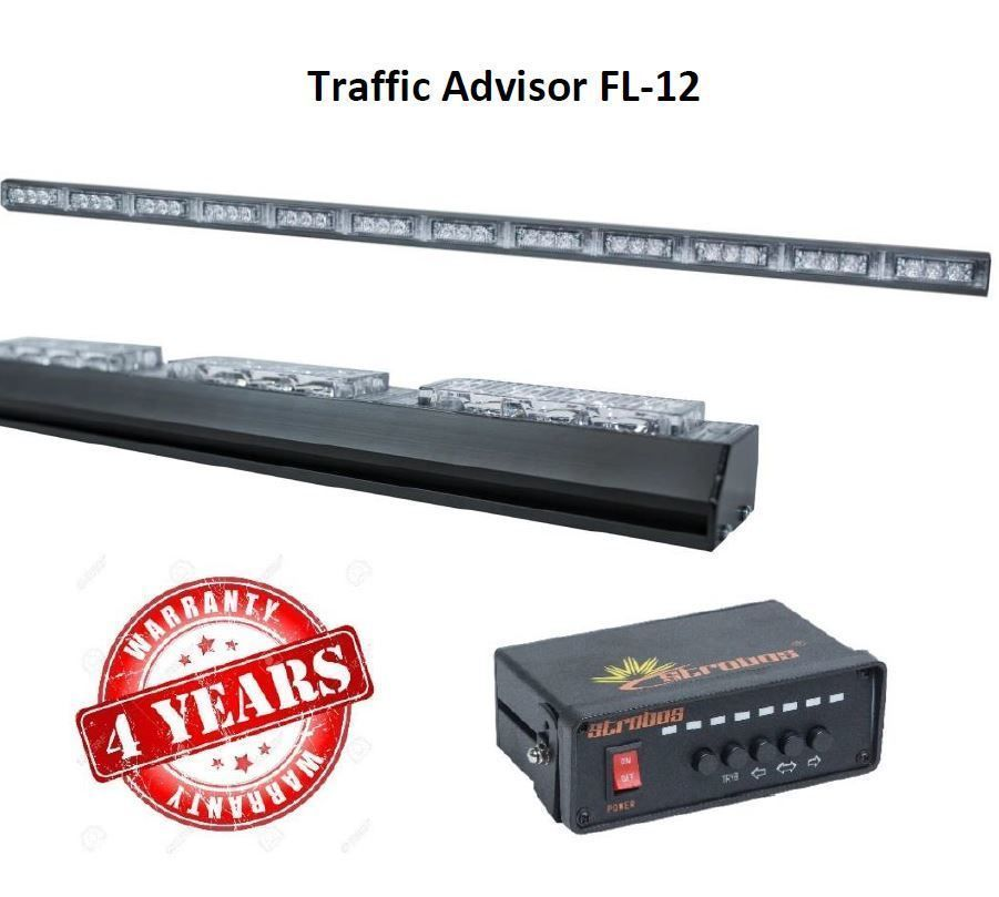 Rampe à défilement Traffic Advisor FL-12