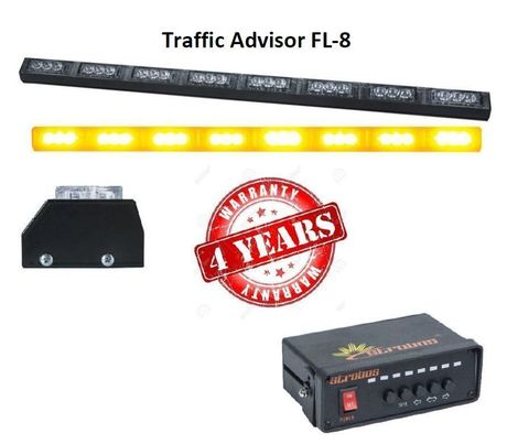 Rampe à défilement Traffic Advisor FL-8