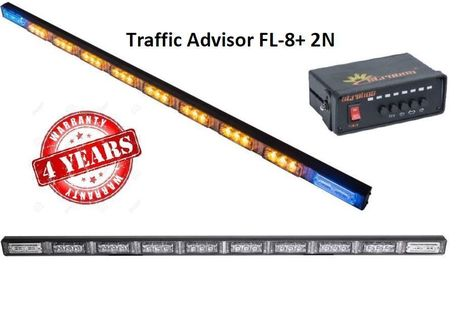 Rampe à défilement Traffic Advisor FL-8+2N