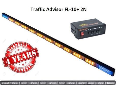 Rampe à défilement Traffic Advisor FL-10+2N
