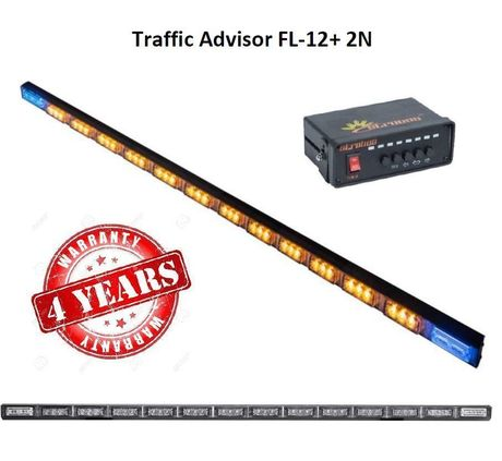 Rampe à défilement Traffic Advisor FL-12+2N