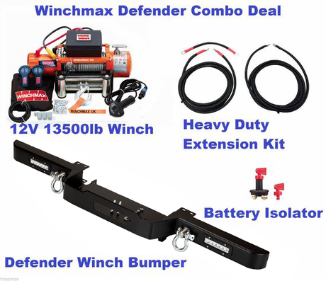 Defender combo deal LED 13500-A