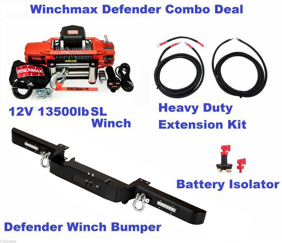 Defender combo deal LED Compact-A