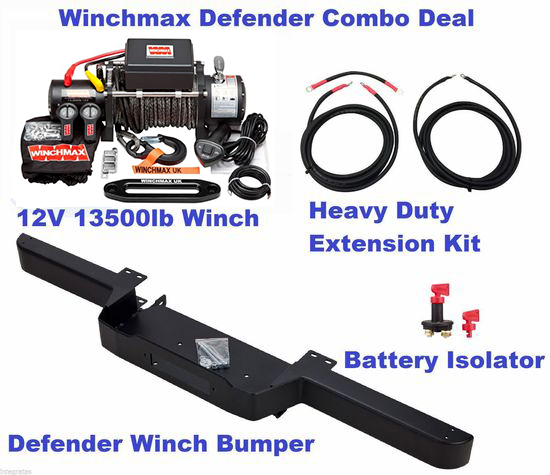 Defender Combo Deal 13500M Synthétique