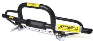 RAPTOR Pare-chocs RANGE.R CLASSIC Type D SUPPORT TREUIL