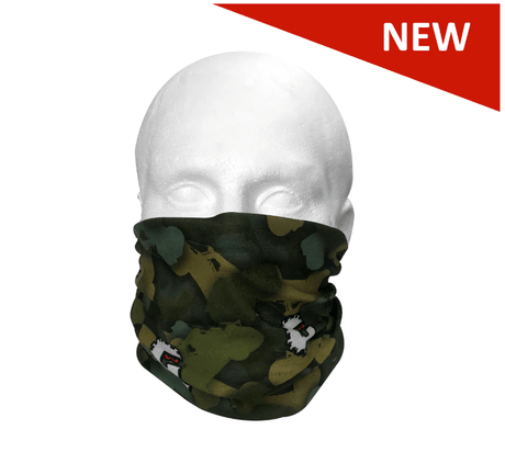 Couvre-Visage Camouflage GIGGLEPIN