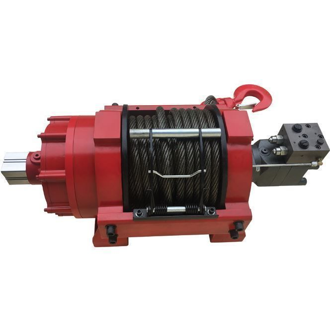 Treuil hydraulique 15875 KG