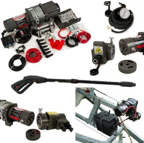 KIT ZODIAC WINCH