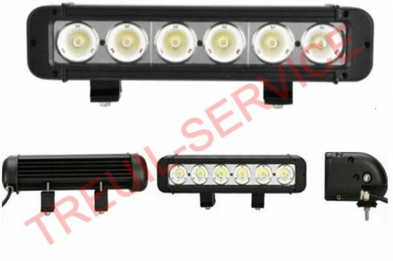 l.0) Phare de travail 6 led de 10W