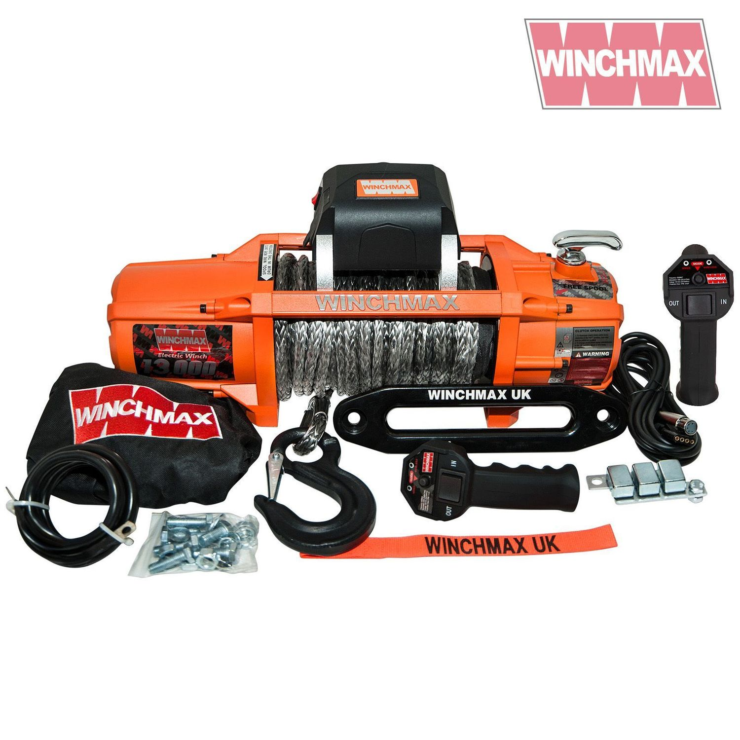 Treuil Winchmax COMPACT 6123 kg.