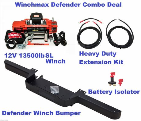 Defender combo deal Compact-A
